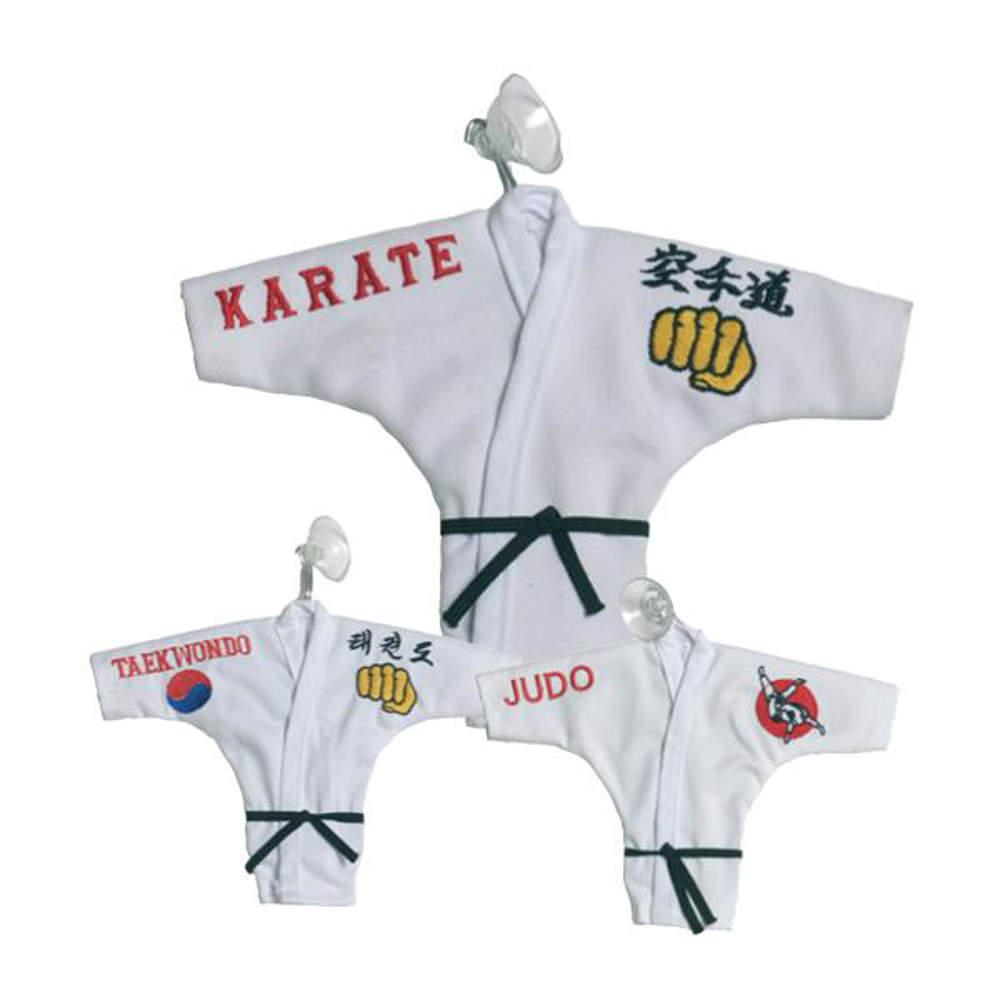 Picture of 9022 Mini karate kimono key ring
