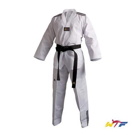 Picture of adidas Club /// taekwondo dobok