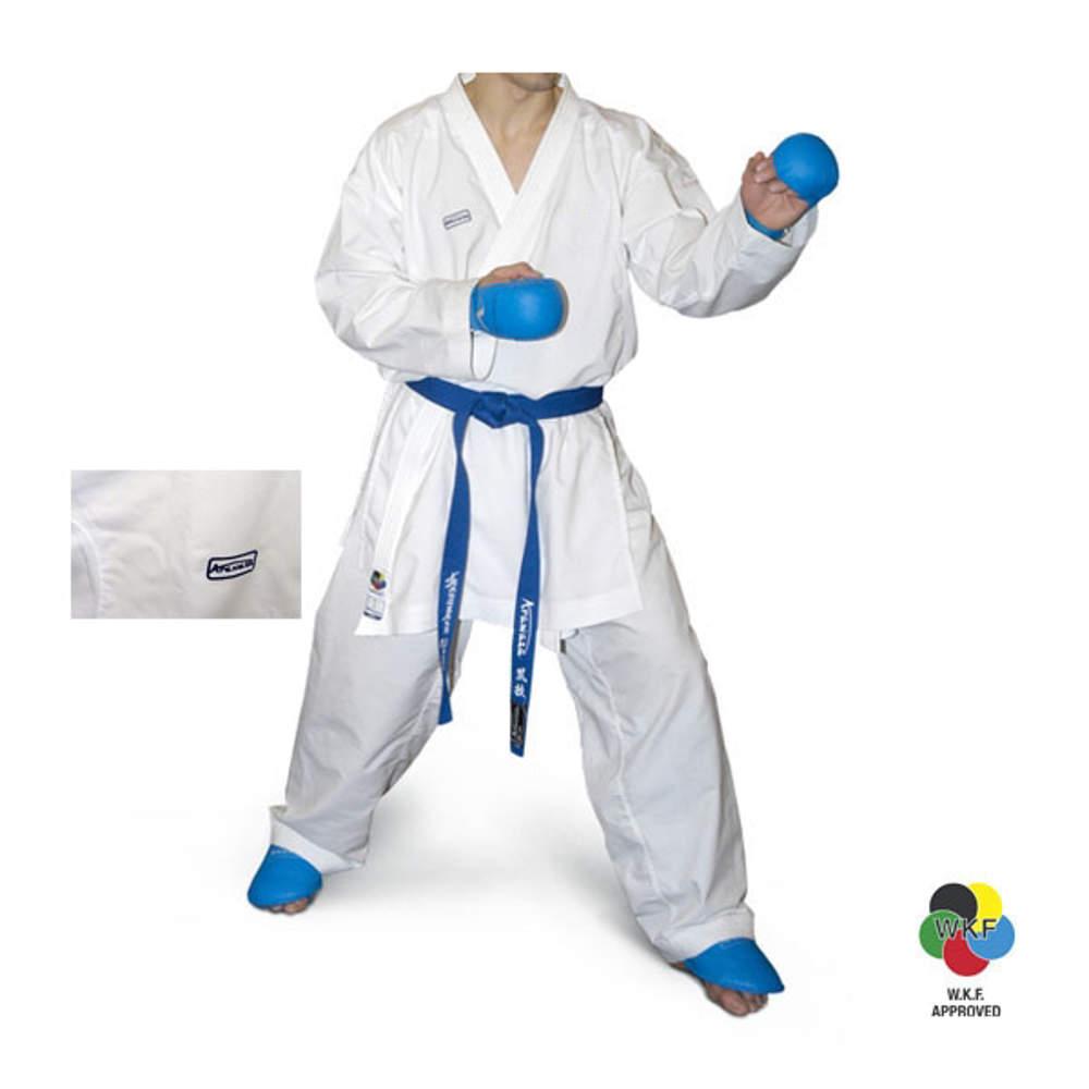 Picture of Arawaza WKF Opal karate kimono