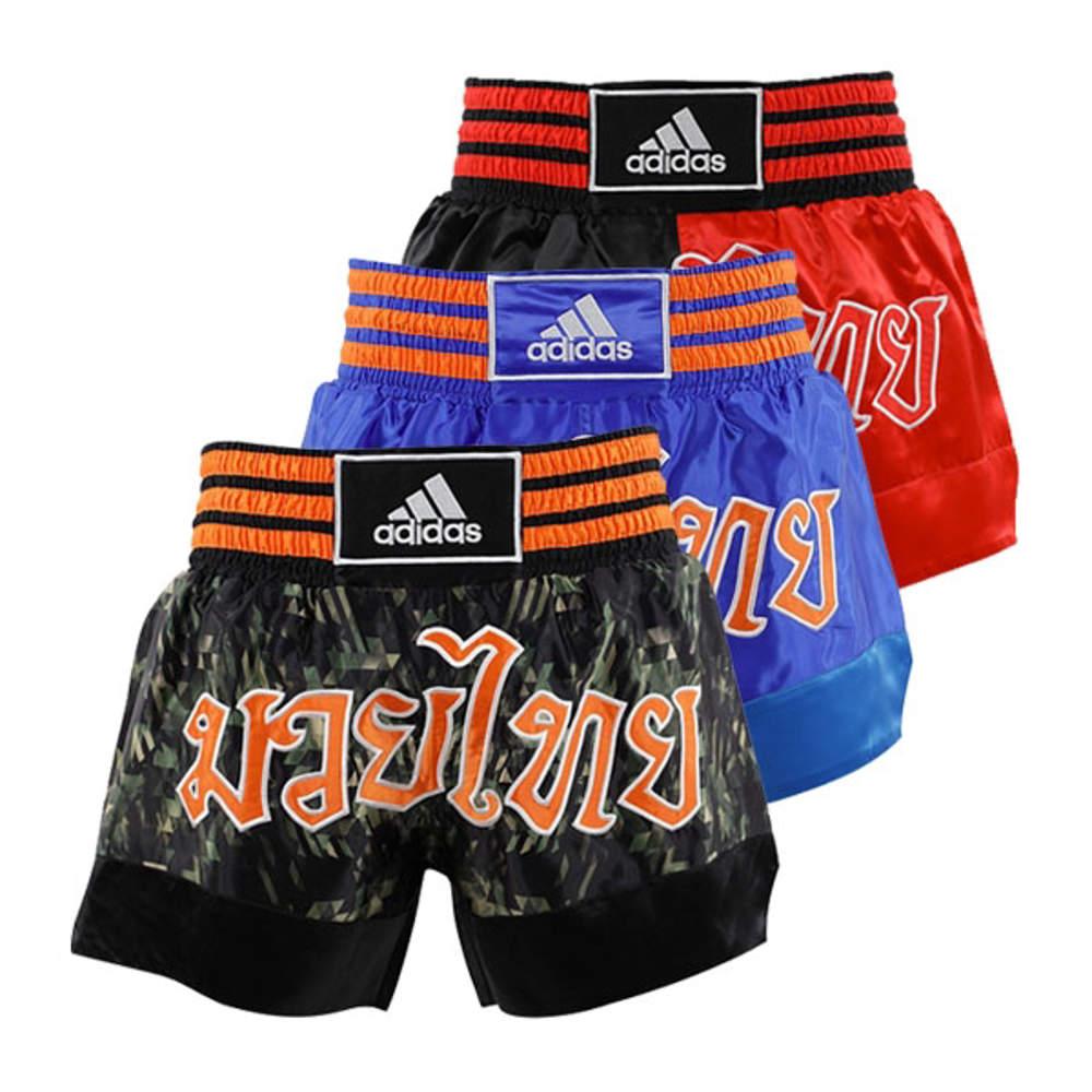 Picture of adidas kratke hlačice za tajlandski boks
