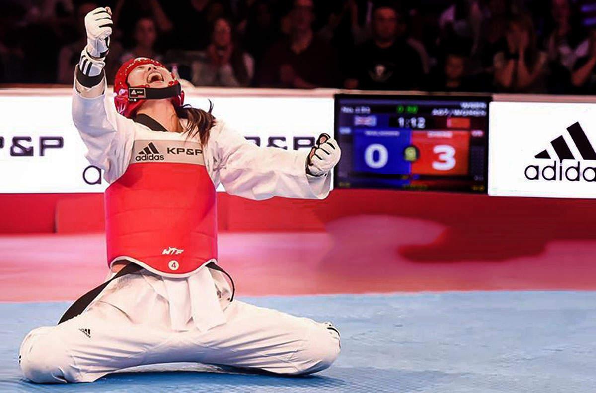Picture for category Taekwondo elektronika