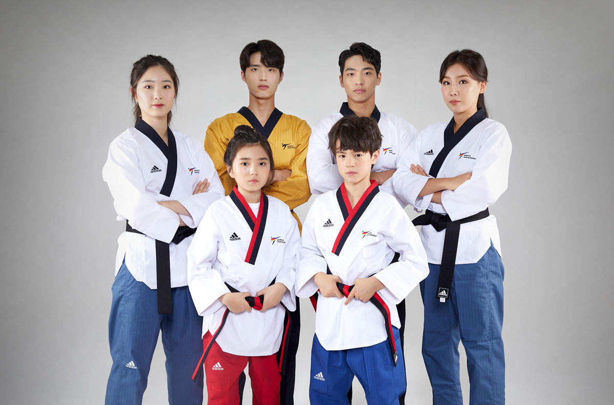Picture for category WTF poomsae