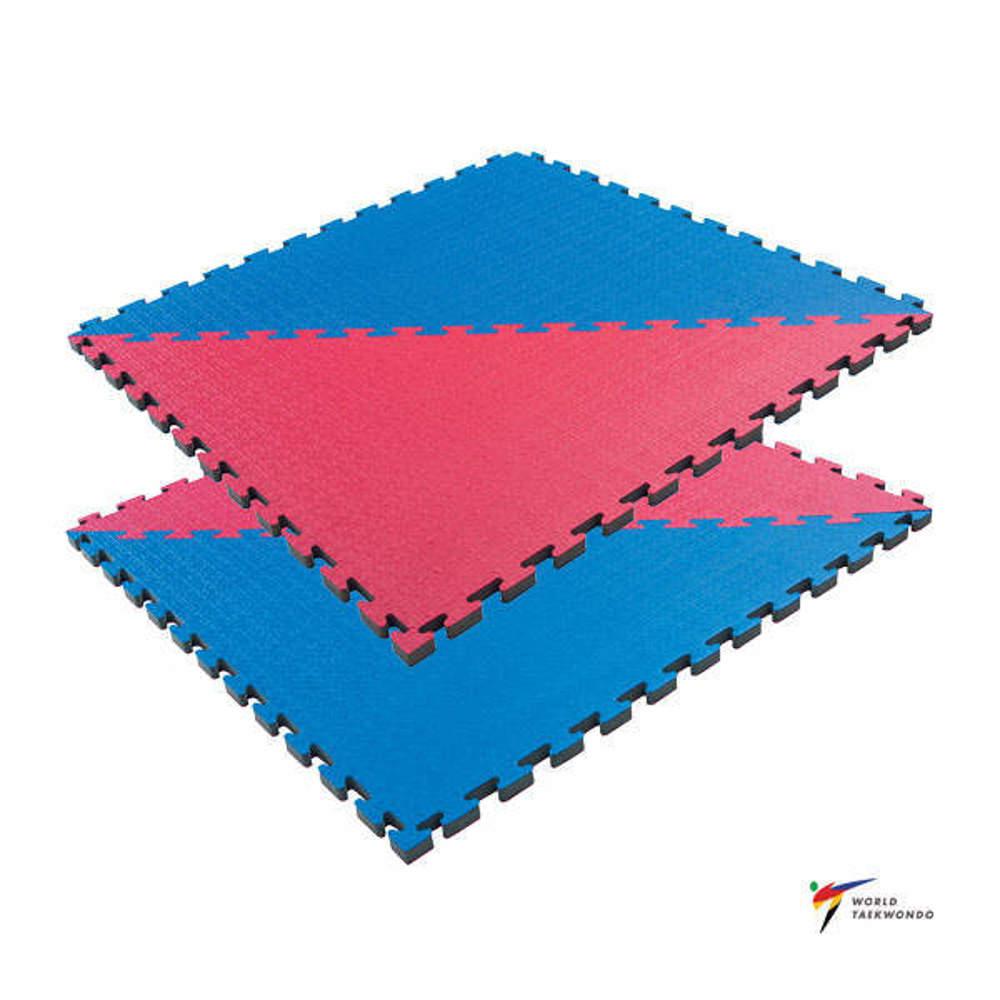 Picture of 8133T MOOTO WT Puzzle tatami strunjače, dijagonalne