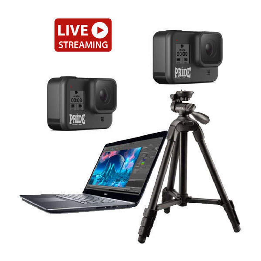 Picture of Iznajmljivanje opreme za uslugu prijenosa uživo - live streaming